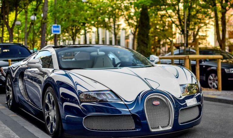 5 Greičiausi automobiliai pasaulyje