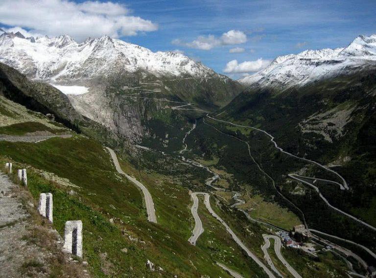 5 įspūdingi keliai, kuriais verta keliauti bent kartą gyvenime