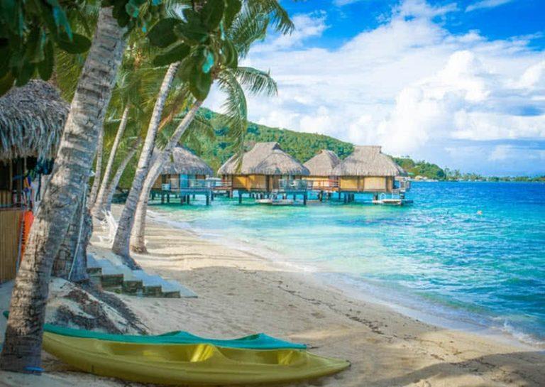 5 gražiausi paplūdimiai pasaulyje