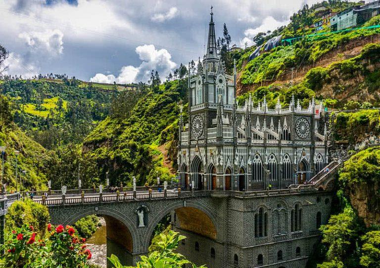 5 įspūdingiausios bažnyčios iš viso pasaulio