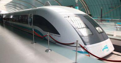 5 greičiausi traukiniai pasaulyje