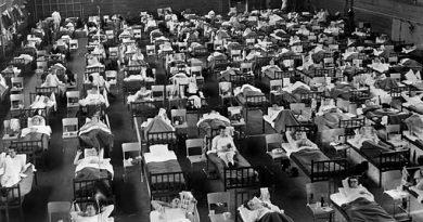 5 blogiausios pandemijos žmonijos istorijoje