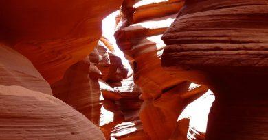 5 nuostabiausi kanjonai pasaulyje